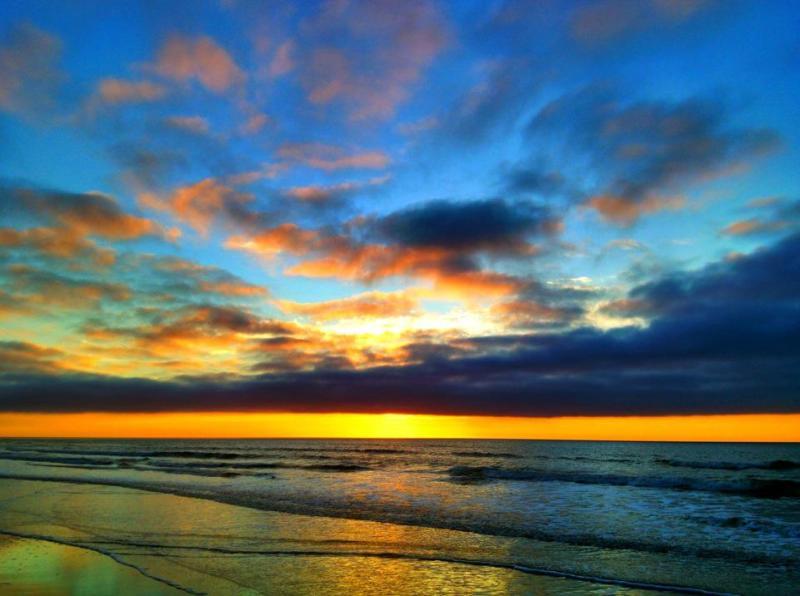 Sunrise by John Rector