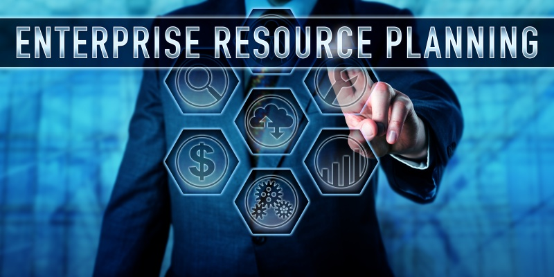 Manager Touching ENTERPRISE RESOURCE PLANNING